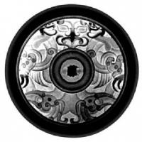 饕餮紋鏡-3