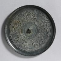 五獣紋鏡-1
