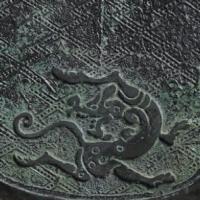 禽獣紋鏡-3