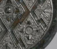 花菱紋鏡-2