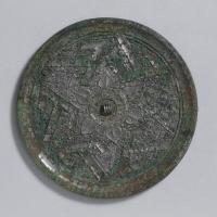 六山字紋鏡-1