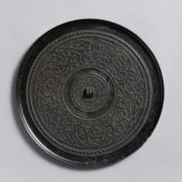 蟠螭紋鏡-1