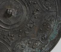 連弧蟠螭紋鏡-2