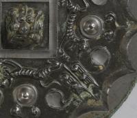 草葉紋鏡-2