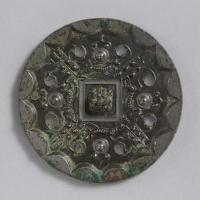 草葉紋鏡-1