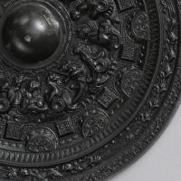 環状乳神獣鏡-2