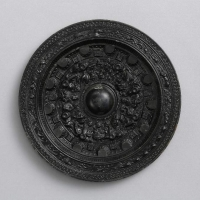環状乳神獣鏡-1