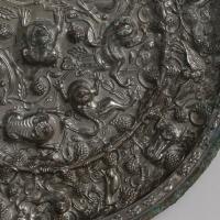 海獣葡萄鏡-2