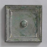 素紋方鏡-1
